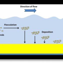Direction of flow diagram